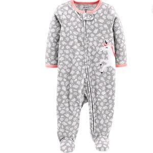 ❤5/$15 Unicorn Fleece Sleeper